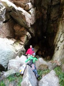 Mournes Grotte L S